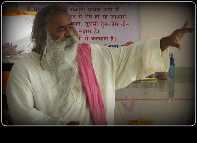 Revered Gurudev...!!!