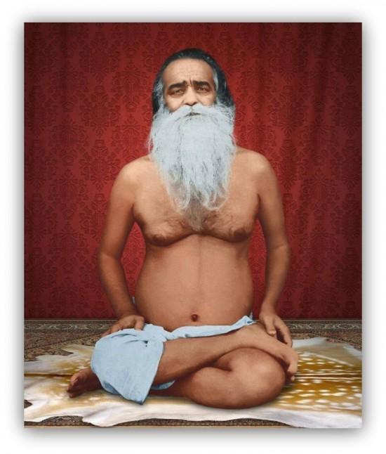 Most exalted Swami Paramanand Ji Paramhans