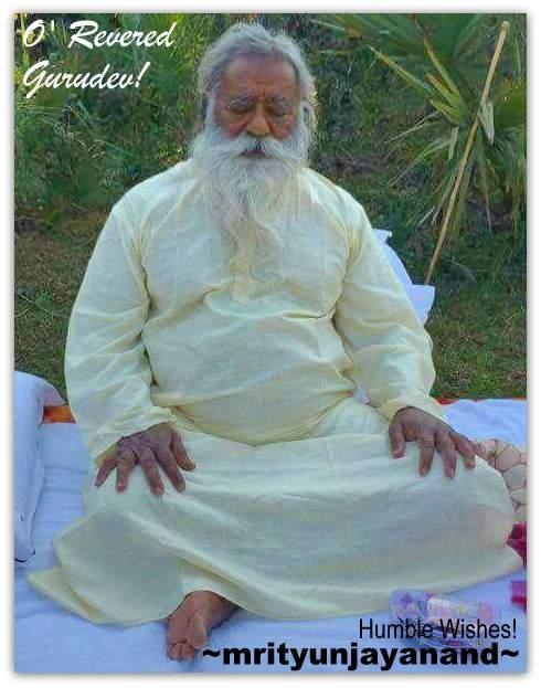 O' Revered Gurudev 2