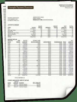 billing-statement