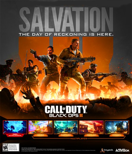 Call of Duty PC Game Cover Image