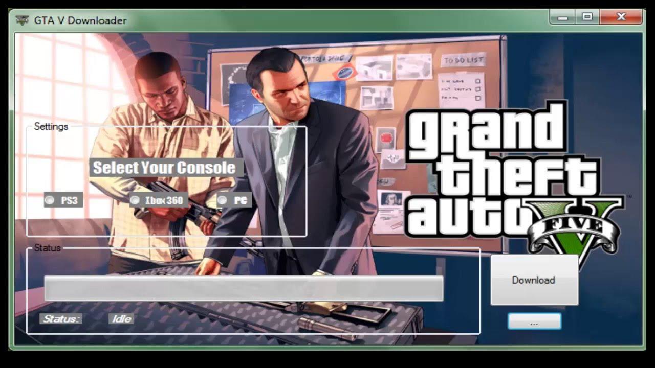 GTA 5 Download for PC (Grand Theft Auto V) Full Version ...