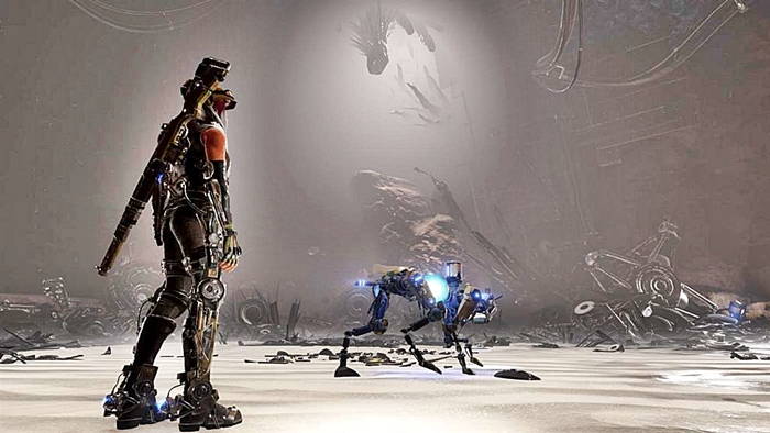 ReCore PC Game Setup Download