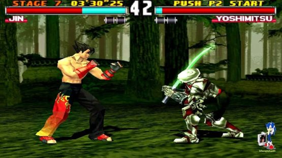 Tekken 3 Free Download PC Game