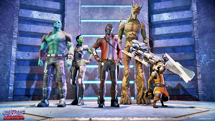 Marvels Guardians of the Galaxy Episode 5 Full PC Game Download