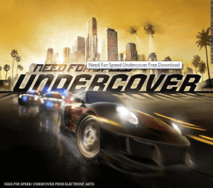 Need for Speed Undercover PC Download