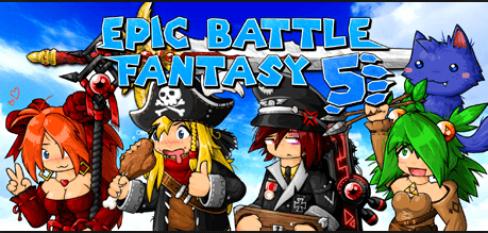 Epic Battle Fantasy 5 PC Game Free Download