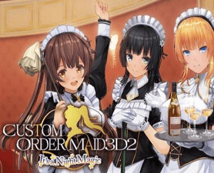 Custom Order Maid 3D2