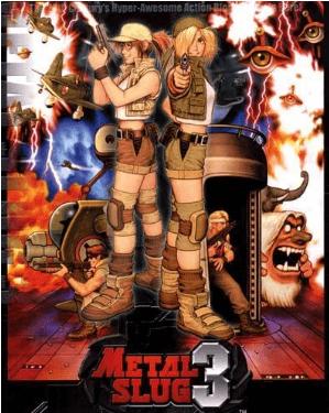 Metal Slug 3 Free Download PC Game