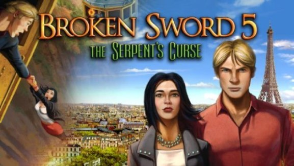 Broken Sword 5 - The Serpent's Curse PC Game Free Download