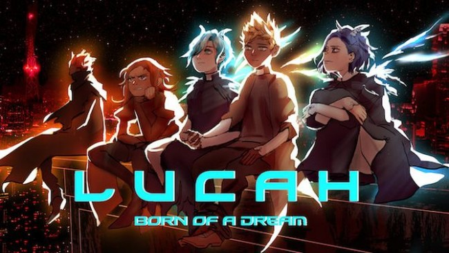 Lucah Born Of A Dream Latest Game Free Download