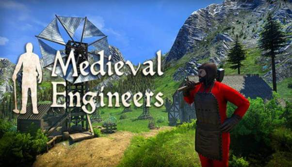 Medieval Engineers Free Download PC Game Full Version