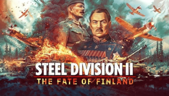 Steel Division 2 – The Fate of Finland Free Download