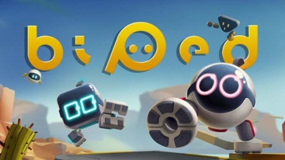Biped Latest PC Game Free Download