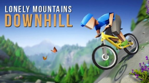 Lonely Mountains: Downhill Latest PC Game Free Download
