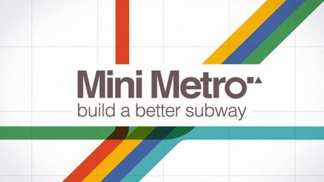 Mini Metro Latest Game Free Download For Windows