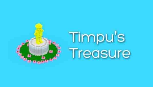 Timpu's treasure Free Download PC Game Full Version