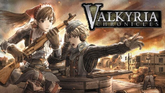 Valkyria Chronicles Full Version PC Game Free Download