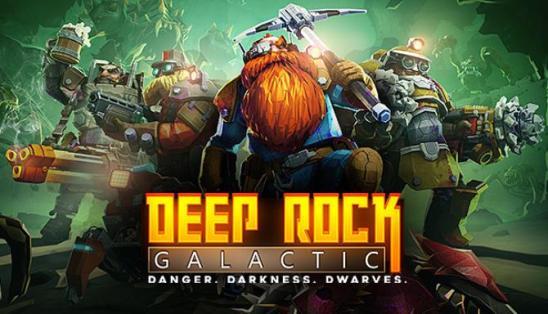 Deep Rock Galactic Free Download PC Game