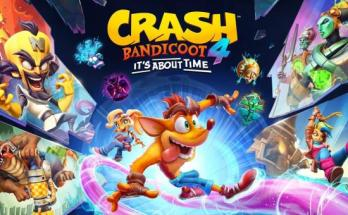 Crash Bandicoot 4: It's About Time Free Download