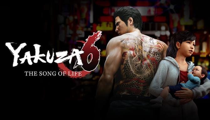 Yakuza 6: The Song of Life Free Download