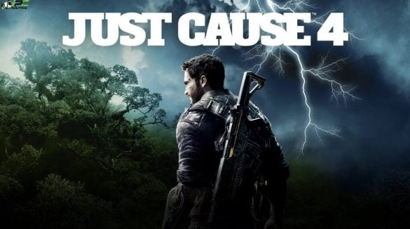 JUST CAUSE 4 DOWNLOAD TORRENT PC GAME FREE