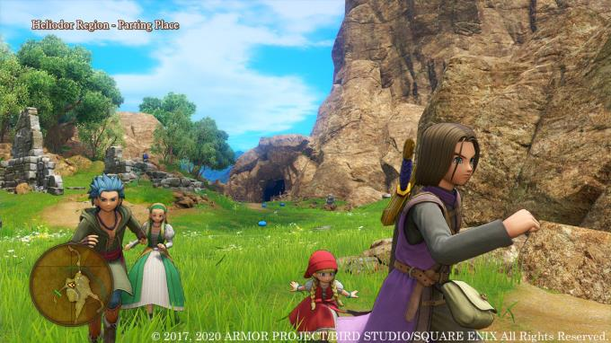 DRAGON QUEST XI S: Echoes of a Elusive Age - Definitive Edition Torrent Download