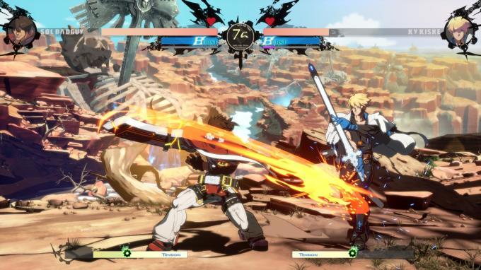 GUILTY GEAR -STRIVE- Free Download PC Game