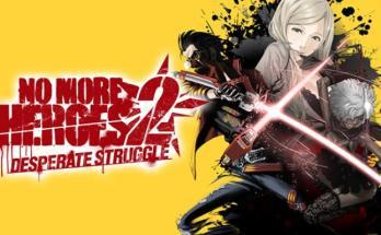 No More Heroes 2: Desperate Struggle Free Download