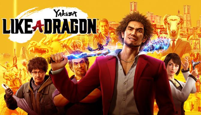 Yakuza: Like a Dragon Free Download