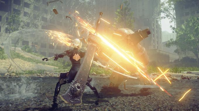 NieR:Automata Free Download (Game of the YoRHa Edition)