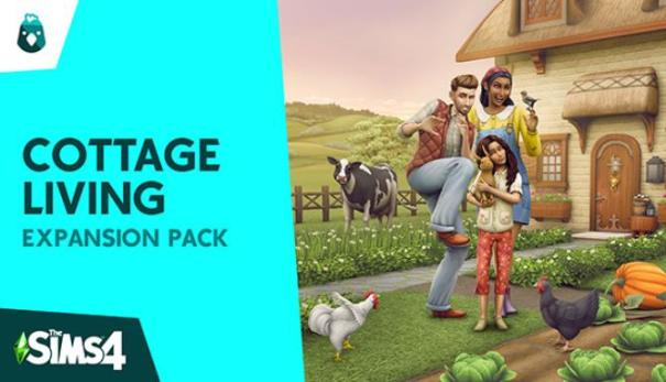 The Sims 4 Cottage Living Free Download (v1.77.131.1030 & ALL DLC)
