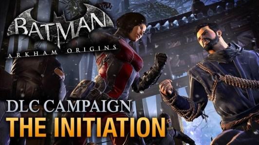 Batman: Arkham Origins Initiation Download