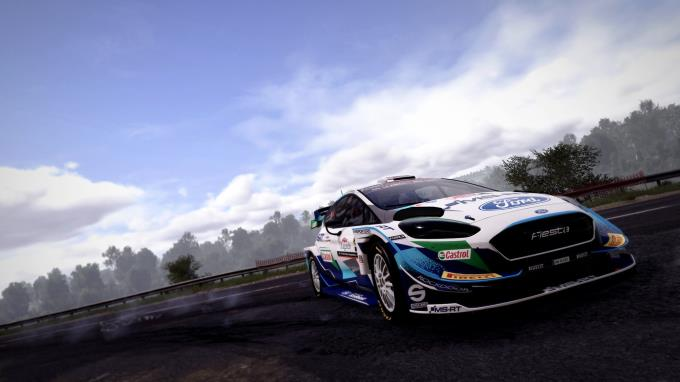 WRC 10 FIA World Rally Championship Game