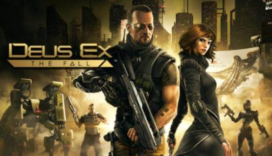 Deus Ex: The Fall Free Download