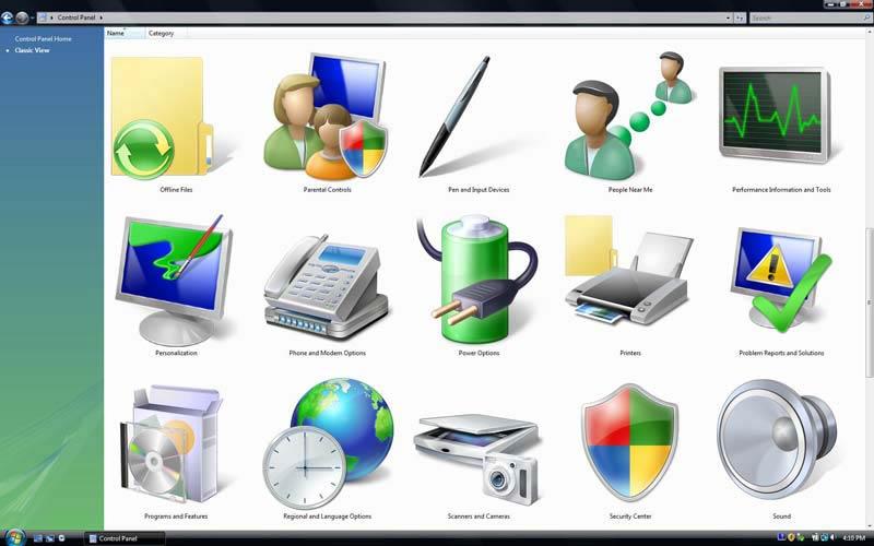 Windows Vista - Screenshot 3