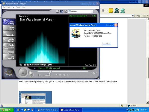 Windows XP - Screenshot 3