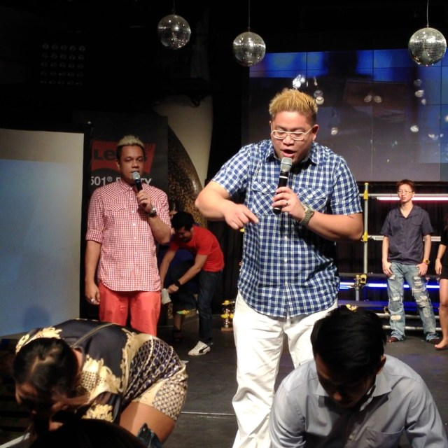 The Muttons Levi's 501 Interpretation party Zouk Singapore