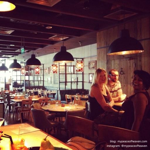 [Food] Jamie's Italian Singapore