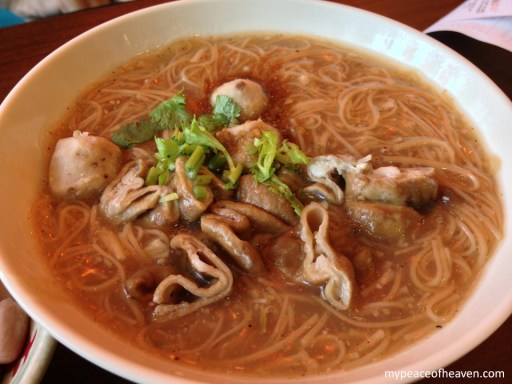 Lee's Taiwanese Pig Intestines Mee Sua