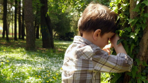 Playing Hide-and-Seek with God