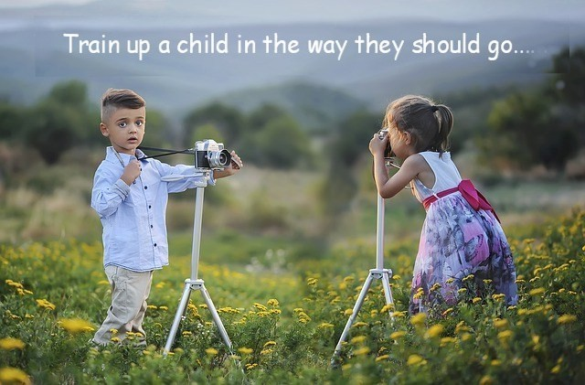 Train Them Up in the Way They Should Go