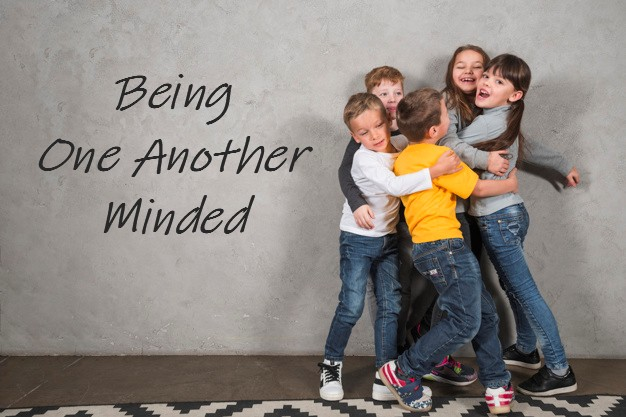 Being One-Another Minded
