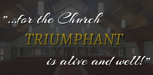 The Church has been Deployed