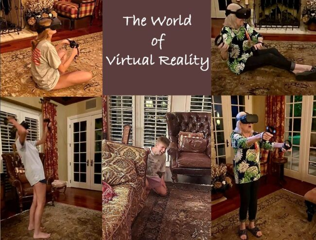 The World of Virtual Reality