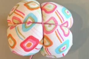 pin cushion tutorial DIY