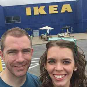 What did I find for the $100 Room Challenge at IKEA?