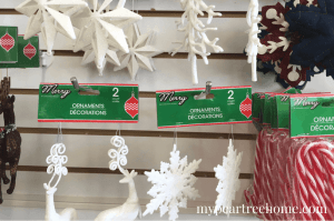 Want to save some money this holiday season? Here are six things you MUST BUY from Dollar Tree to save big! (Don't buy these items at Target, Hobby Lobby, and Michaels when you can get them for $1!) Click on the post to see the best deals this Christmas!