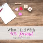 100 Grand Valentine's Treat