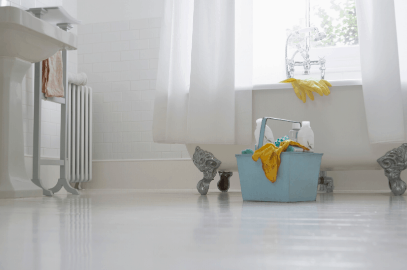 9 Tops Tips on how to easily keep your house clean.